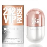 Carolina Herrera 212 VIP Rose Pills